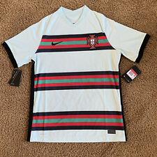 Nike Football Portugal 2020 Vapor Match Away Soccer Jersey Cd0600-336 Size M