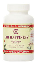 Chi Happiness by Chi's Enterprises 500 mg 120 caps