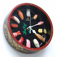 SUSHI Clock SN04-3031 Real Gift made in Japan