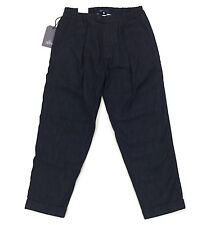 Levi's Made & Crafted Trouser Pant Size 31 x 34 Pleated Loose Taper Japan Fabric