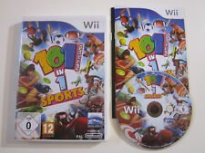 101 in 1 Sports Party Megamix in OVP - Nintendo Wii