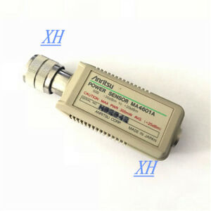 ANRITSU MA4601A  100KHz-5.5GHz -30-+20dBm Power Sensor