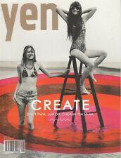 YEN Magazine Issue #75 March 2015 Create Art Fashion Shantell Martin Adam Barlow