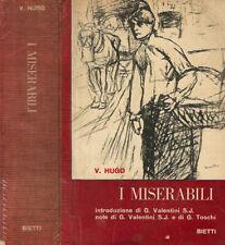 I Miserabili. . Victor Hugo. 1966. .