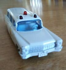 Vintage Lesney Matchbox #54 S&S Cadillac Ambulance BPW very good cond see pics!