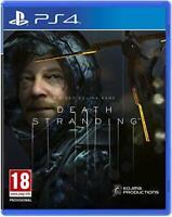 Death Stranding PS4 GAME NEW with Bonus Digital Items, Timefall Digital Album