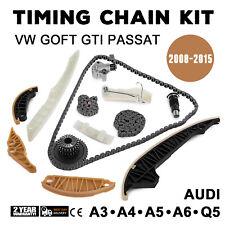 de Audi A3 A4 A5 A6 Q3 Q5 TT VW CC Eos GTI Jetta 2.0T Timing Chain Kit TFSI ee