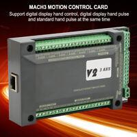 3 Axis NVEM CNC Controller Ethernet MACH3 Motion Control Card GS