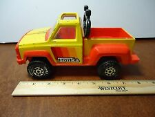 Vintage Tonka Jeep Step Side Pickup Truck 1979 Collectible Play Pretend Toy