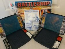 VINTAGE 1999 BATTLESHIP BOARD GAME BY MB GAMES 100% COMPLETE VGC