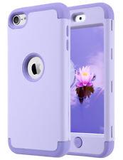 iPod Touch 5 6 Case ULAK 3in1 Heavy Duty High Impact Full-body Shockproof Case