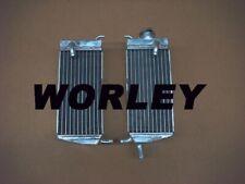 Aluminum radiator for HONDA CR125R 1990 1991 1992 1993 1994 1995 1996 1997