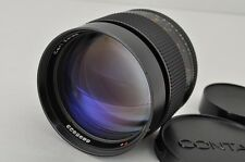 CONTAX Carl Zeiss Planar T* 85mm F1.4 MMG MF Lens for CY Mount #170616c