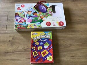 Toddler Game And Jigsaw