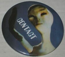 """1970's Alien """"Contact"""" Pin 3"""" Columbia Pictures"""