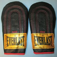 Everlast Punching Punch Mitts Boxing Equipment Gear Gloves Training Mitts