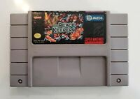 The Peace Keepers Super Nintendo (SNES) Game only.