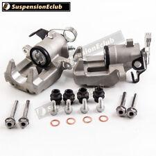 2 pcs FOR VW Golf MK4 1998-2005 1.4 1.6 1.8T 1.9 TDI 2.0 Rear Brake Calipers