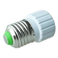 5x(E27 a GU10 estendere Base LED CFL lampadina dell'adattatore della lampada co