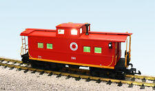USA Trains 12162 G Scale Center Cupola Caboose Lehigh New England