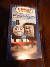 Thomas the Tank Engine Steamies vs. Diesels VHS Movie Sealed New Unopened