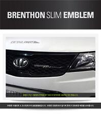 Brenthon Slim Emblem (Fits: KIA Forte Koup Cadenza Optima Stinger Sportage)