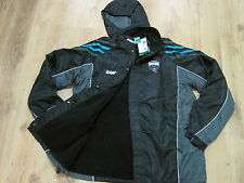 NRL PENRITH PANTHERS ON FIELD WET WEATHER MENS JACKET,  M L XL 2XL
