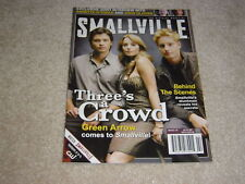SMALLVILLE OFFICIAL MAGAZINE #18 TOM WELLING * JUSTIN HARTLEY * ERICA DURANCE