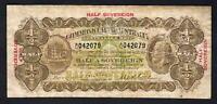 Australia R-4. (1923) Miller/Collins - 10 Shillings.. George V Portrait.  aFine