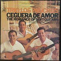 """TRIO LOS PANCHOS """"Ceguera De Amor"""" Vinyl Record LP * Boleros *Shrinkwrapped"""