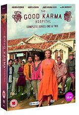 The Good Karma Hospital - Series 1 and 2 Box Set [DVD][Region 2]