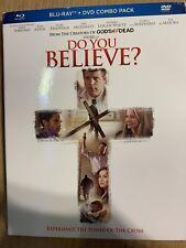 Do You Believe (Blu-ray Disc, 2015)
