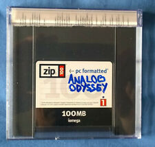 "EMU ""Analog Odyssey"" sample collection on ZIP100 disk"