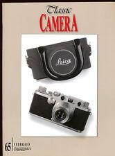 Classic Camera  N.65 Febbraio 2008 rivista in italiano collezionismo fotografico