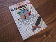 Commodore 64 Juegos Libro Clifford & Mark Ramshaw. (pb 1983) 1st Edición
