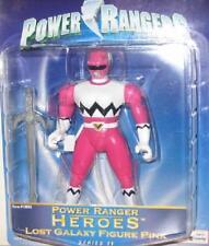 Power Rangers Heroes Series 11 Lost Galaxy Pink Ranger