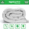 Night Comfort Quilt Winter Warm Premium Breathable Microfibre Duvet 15 Togs