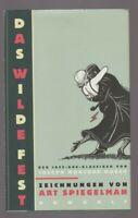DAS WILDE FEST, Art Spiegelman, Rowohlt 1994, Taschenbuch, Hardcover, VFN (1)