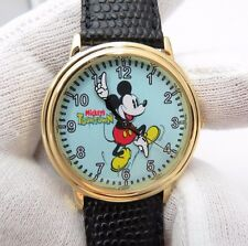 MICKEY MOUSE,Disneyland Toontown Grand Opening Limited,1of2750, MENS WATCH R12-0
