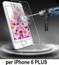 Tempered Glass,vetro temperato per iPhone 6 PLUS proteggi scermo screen protecto