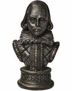 "William Shakespeare Bust 2.5"""