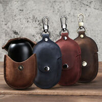 Leather Cover Bag Shell Case for Samsung Galaxy Buds Wireless In-Ear Headsets