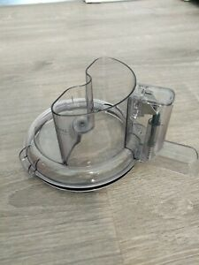 Cuisinart Food Processor Work Bowl Cover, Replacement Part FP-11