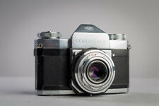 Zeiss Ikon Contaflex I Tessar 2,8/45mm analoge Kamera