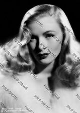 Veronica Lake Vintage Wall Art Print of This Beautiful Movie Star Actress A4
