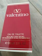 Valentino  V Classic 30 ml Eau De Toilette Refillable