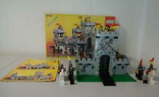 (GO) Lego 6080 King's Castle Ritterburg MIT OVP & BA 100% Komplett Gebraucht TOP