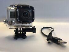 Gopro Hero 3 Silver Edition Wi-fi High Performance 10MP 30 fps Burst Camera