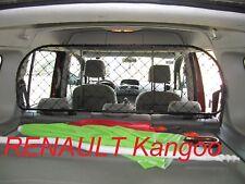 Divisorio Griglia Rete Divisoria auto RENAULT  Kangoo 2008>, per cani e bagagli