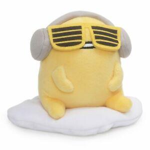 "GUND Sanrio Gudetama The Lazy Egg with Sunglasses and Headphones, 5"""